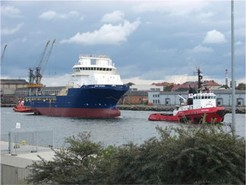 AHTS - ANCHOR HANDLING TUG / SUPPLY VESSELS